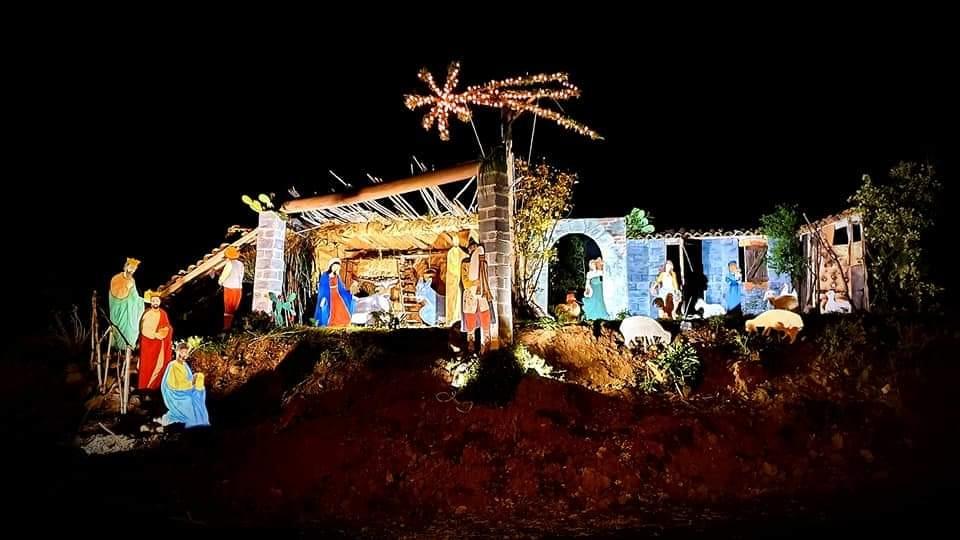 """L'iniziativa del """"Quartiere di Natale"""" a Santa Maria di Licodia"""